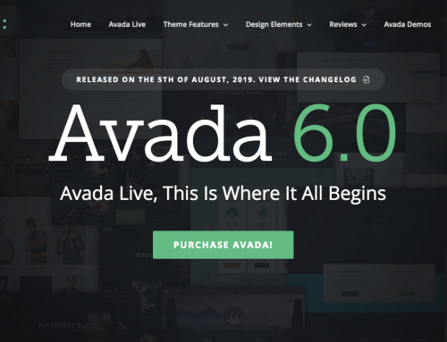 Why we use WordPress and Avada from Themeisle